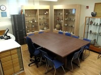 Crist Collection and Archaeology Room