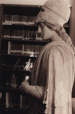 Athena in the Ullman Library
