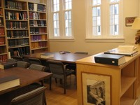 Renovated Ullman Library