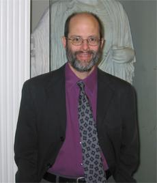 James Rives, chair of the department
