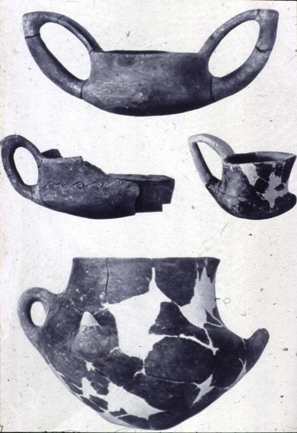 Resultado de imagen de knobbed ware