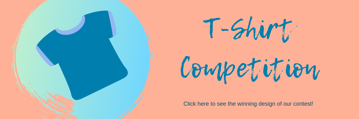 Tabulae 2019 banner; t-shirt competition