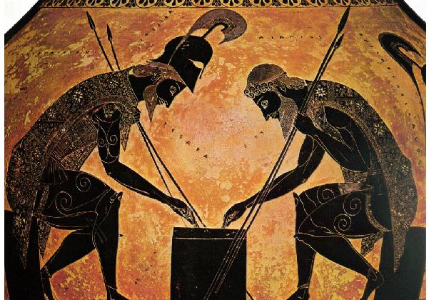Blues of Achilles Announcement image